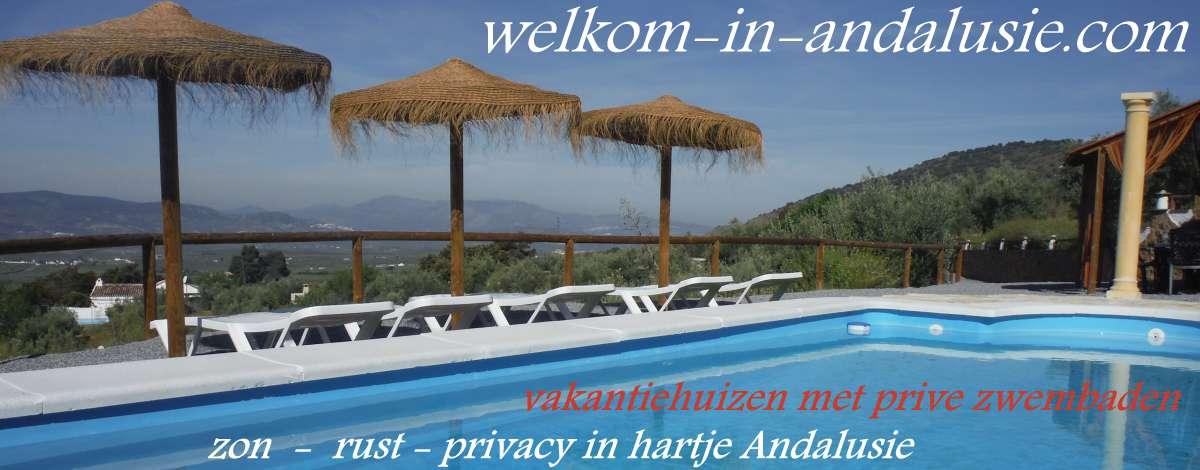welkom-in-andalusie vakantiehuisjes in andalusie