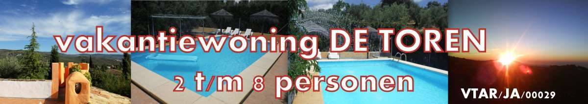 vakantiewoning andalusie officieel