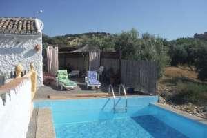 prive zwembad vakantieboerderij