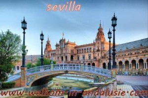 sevilla in Andalusie zuid Spanje
