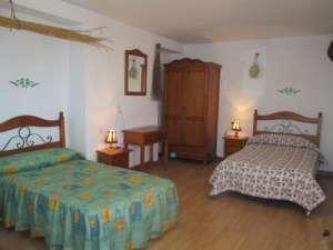 slaapkamer vakantiehuis de toeen 2