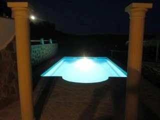 zwembad vakantiehuis salamander
