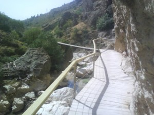 wandelroutes Andalusie