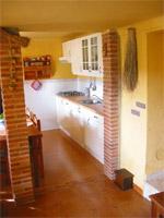 open keuken vakantiehuis