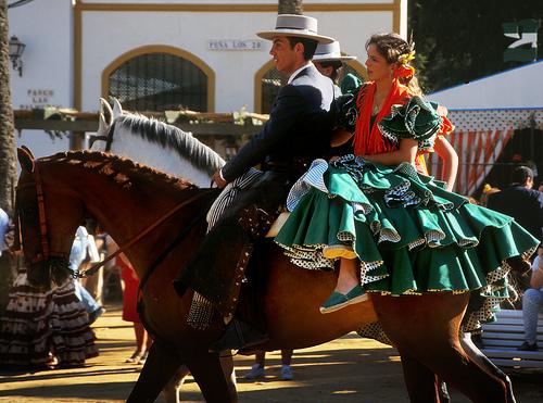 voorjaarfeesten Andalusie, Jerez