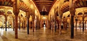 mezquita van binnen Cordoba