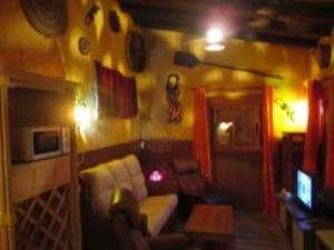 woonkamer vakantiehuis andalusie