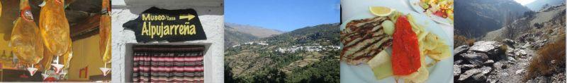 algemene fotos van de Alpujarras