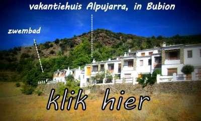 vakantiehuis Alpujarras / Alpujarra, Bubion, Pampaneira, Capileira