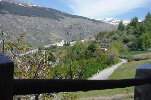 vakantiehuis zicht naar rechts