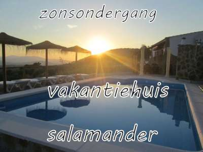 slamanedr vakantiewoning andalusie
