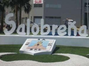 vakantie naar Andalusie, Salobreña