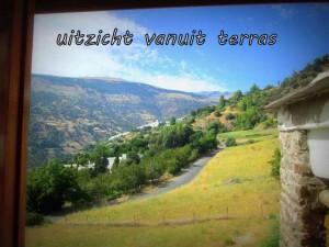 uitzicht vakantiewoning alpujarra - copia
