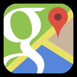 klik op het icoon en bekijk de lokatie via google maps