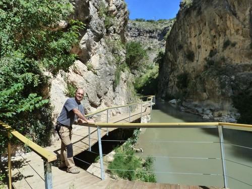 vakantie naar Andalusie, Moclin