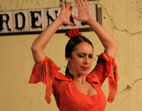 stad cordoba flamenco show