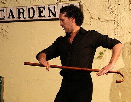 artiesten in Cordoba, flamenco
