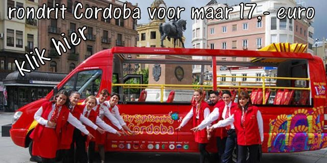 hop on hop off cordoba