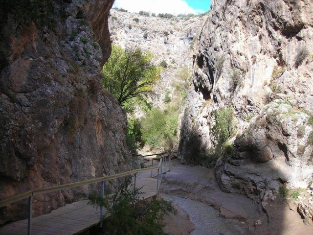 gollizno wandeling Andalusie
