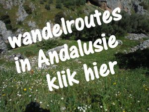 wandelroutes in andalusie