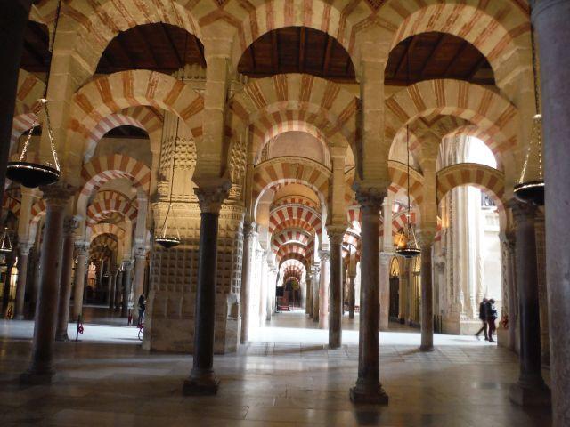 de moske in Cordoba voor Moslims