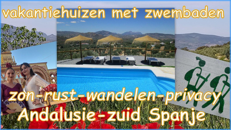 Spanje, Andalusie, welkom-in-andalusie.com vakantiehuizen