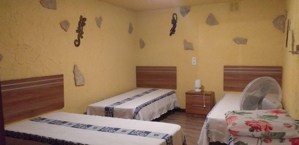 slaapkamer vakantiehuis salamander andalusie